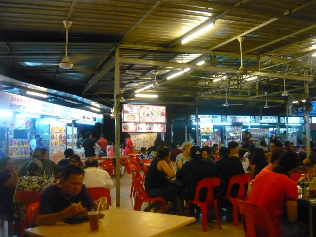 Penang places to eat - Long Beach Batu Feringgi